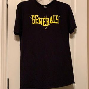 Jackson Generals tshirt